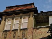 Dach kamienicy do remontu